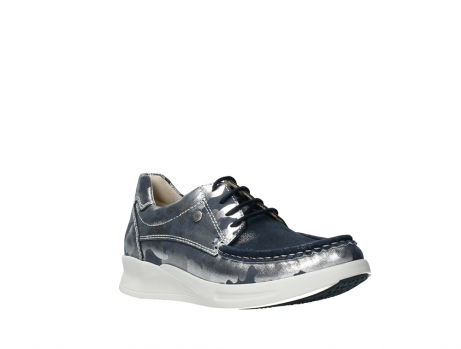 wolky lace up shoes 05901 one 14870 blue summer camouflage stretchnubuck_4
