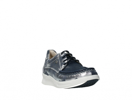 wolky lace up shoes 05901 one 14870 blue summer camouflage stretchnubuck_5
