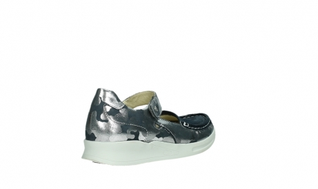 wolky mary janes 05902 two 14870 blue summer camouflage stretchnubuck_22