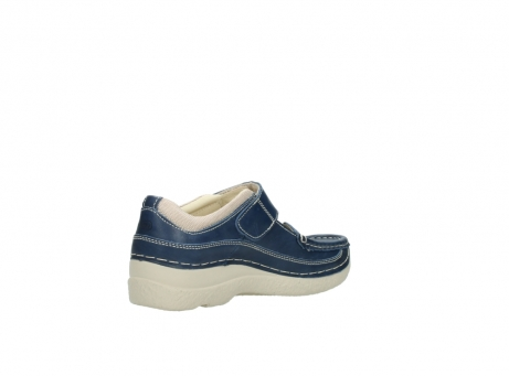wolky mary janes 06235 roll combi 30870 blue summer leather_10