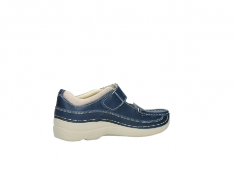 wolky mary janes 06235 roll combi 30870 blue summer leather_11