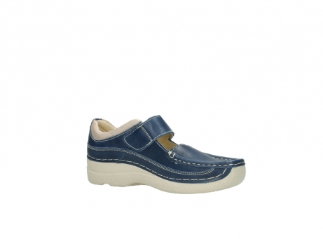 wolky mary janes 06235 roll combi 30870 blue summer leather_15