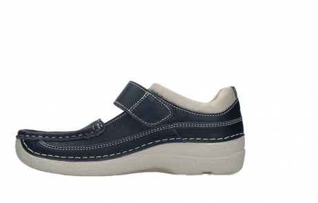wolky mary janes 06235 roll combi 30870 blue summer leather_4