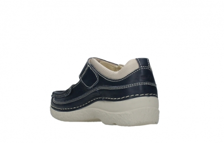 wolky mary janes 06235 roll combi 30870 blue summer leather_5