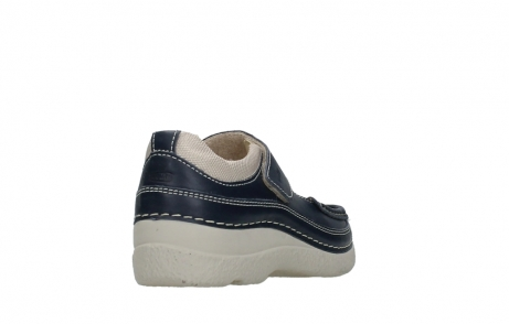 wolky mary janes 06235 roll combi 30870 blue summer leather_6