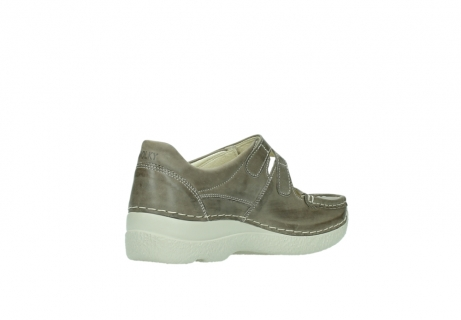 wolky bandschoenen 06247 roll fever 30150 taupe leer_10