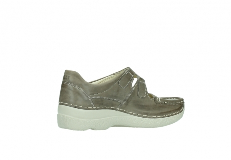 wolky bandschoenen 06247 roll fever 30150 taupe leer_11