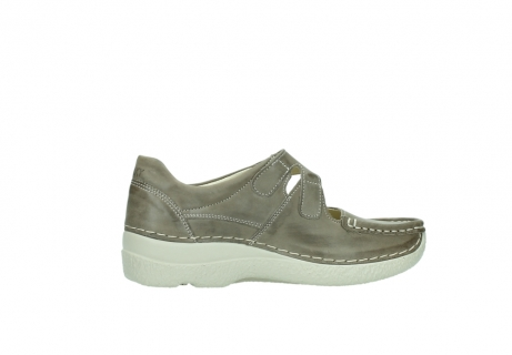 wolky bandschoenen 06247 roll fever 30150 taupe leer_12