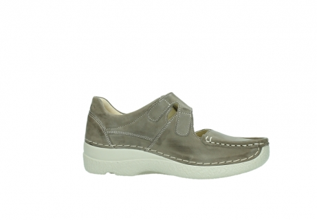 wolky bandschoenen 06247 roll fever 30150 taupe leer_14