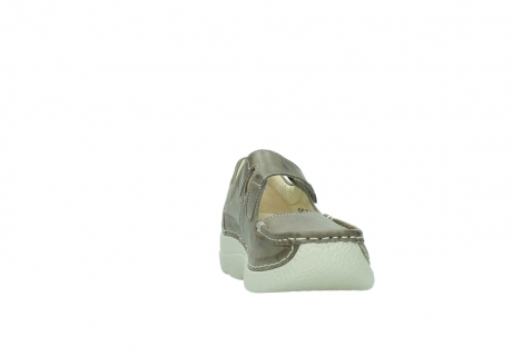 wolky bandschoenen 06247 roll fever 30150 taupe leer_18