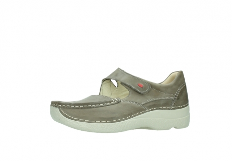 wolky bandschoenen 06247 roll fever 30150 taupe leer_24