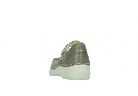 wolky bandschoenen 06247 roll fever 30150 taupe leer_6