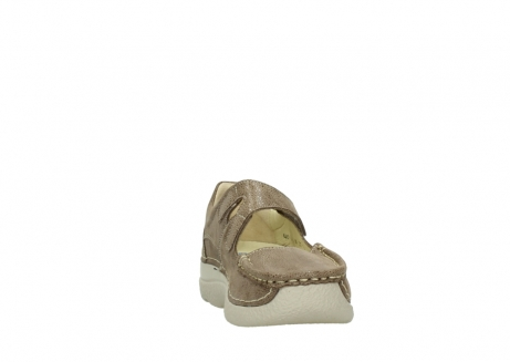 wolky bandschoenen 06247 roll fever 90150 taupe dots nubuck_18