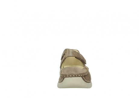 wolky riemchenschuhe 06247 roll fever 90150 taupe dots nubuck_19