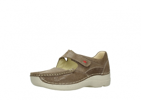 wolky mary janes 06247 roll fever 90150 taupe dots nubuck_23