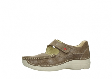 wolky mary janes 06247 roll fever 90150 taupe dots nubuck_24