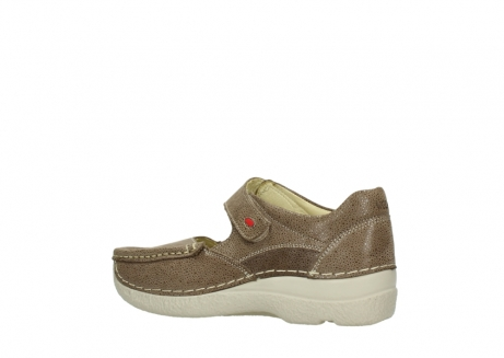 wolky mary janes 06247 roll fever 90150 taupe dots nubuck_3