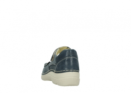 wolky mary janes 06247 roll fever 90820 denim blue dots nubuck_6