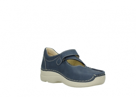 wolky bandschoenen 06291 seamy cross 10820 denim blauw nubuck_16