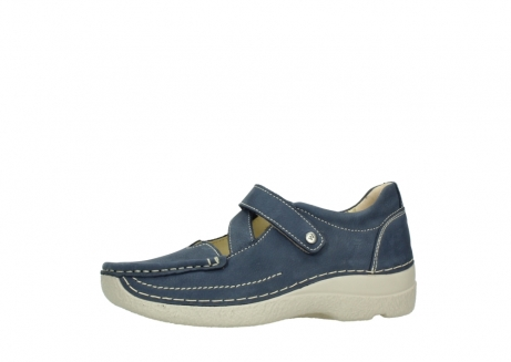wolky bandschoenen 06291 seamy cross 10820 denim blauw nubuck_24
