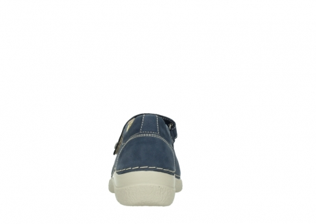 wolky bandschoenen 06291 seamy cross 10820 denim blauw nubuck_7