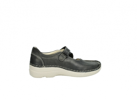 wolky bandschoenen 06291 seamy cross 80210 antraciet leer_12
