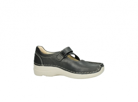 wolky bandschoenen 06291 seamy cross 80210 antraciet leer_14