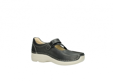 wolky bandschoenen 06291 seamy cross 80210 antraciet leer_15