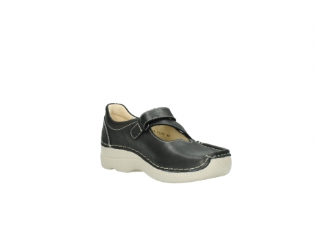 wolky bandschoenen 06291 seamy cross 80210 antraciet leer_16
