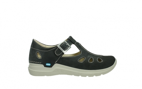 wolky mary janes 06605 smiley 40210 anthracite suede_1