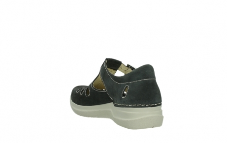 wolky mary janes 06605 smiley 40210 anthracite suede_17