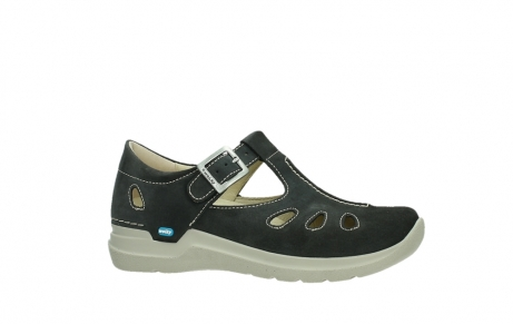 wolky mary janes 06605 smiley 40210 anthracite suede_2