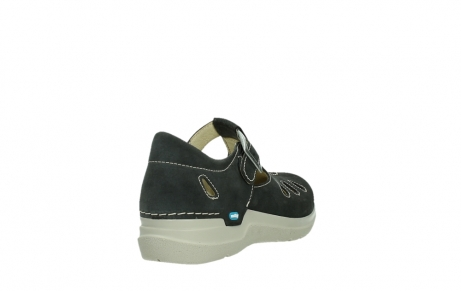 wolky mary janes 06605 smiley 40210 anthracite suede_21