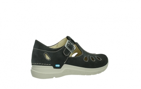 wolky mary janes 06605 smiley 40210 anthracite suede_23