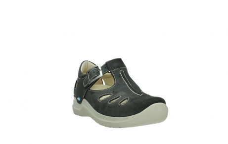 wolky mary janes 06605 smiley 40210 anthracite suede_5