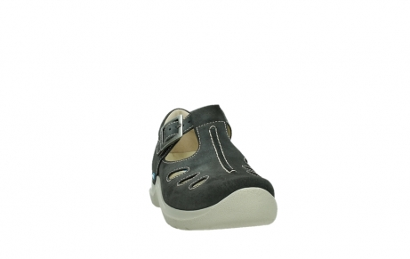 wolky mary janes 06605 smiley 40210 anthracite suede_6