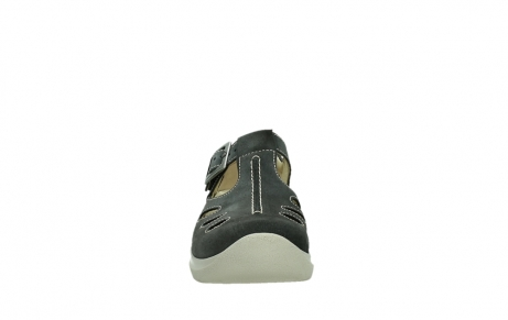wolky mary janes 06605 smiley 40210 anthracite suede_7