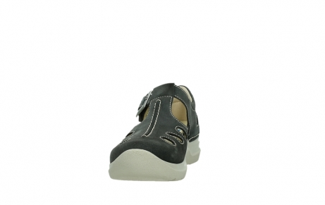 wolky mary janes 06605 smiley 40210 anthracite suede_8