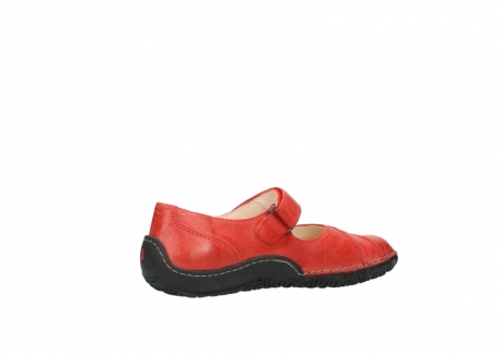 wolky chaussures a bride 08350 light 30500 cuir rouge_11