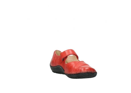 wolky mary janes 08350 light 30500 red leather_17