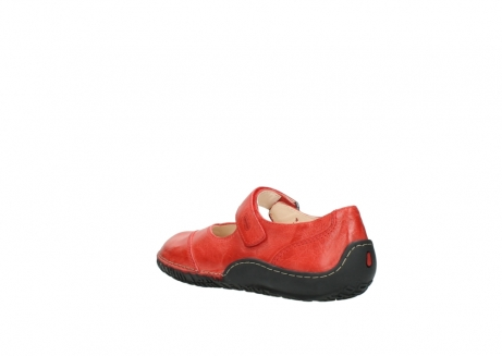 wolky chaussures a bride 08350 light 30500 cuir rouge_4