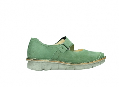 wolky mary janes 08381 roman 10710 olive green nubuck_12