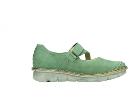 wolky mary janes 08381 roman 10710 olive green nubuck_13