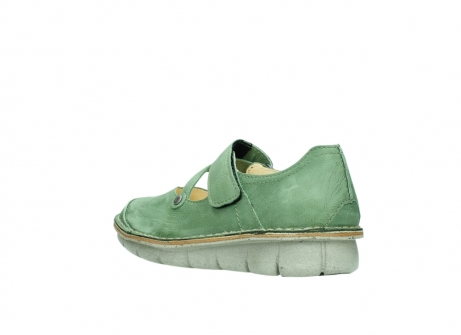 wolky mary janes 08381 roman 10710 olive green nubuck_4