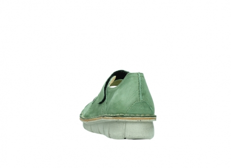 wolky mary janes 08381 roman 10710 olive green nubuck_6