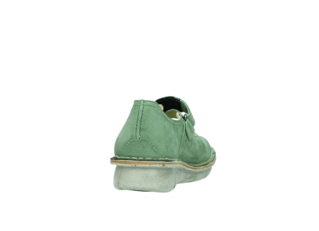 wolky mary janes 08381 roman 10710 olive green nubuck_8