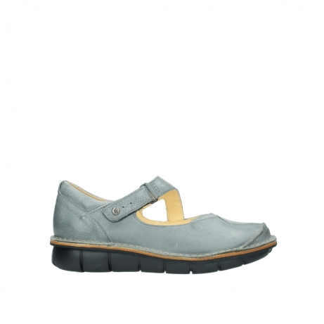 wolky mary janes 08389 cordoba 30260 grey blue leather