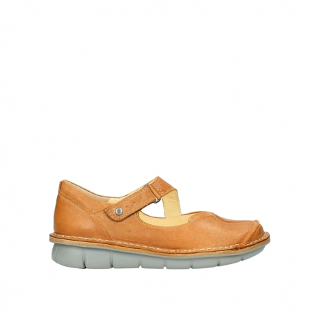 wolky mary janes 08389 cordoba 30350 amber leather