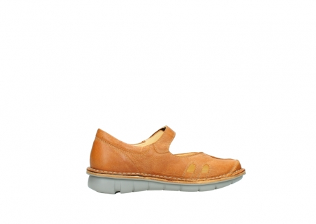 wolky mary janes 08389 cordoba 30350 amber leather_12