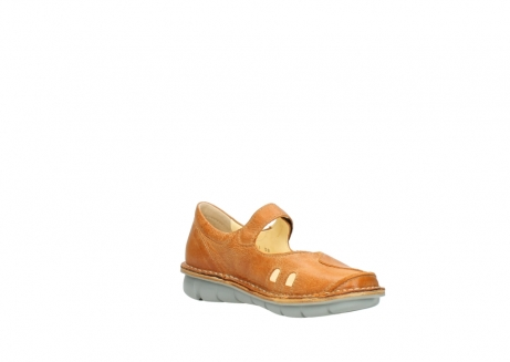 wolky mary janes 08389 cordoba 30350 amber leather_16